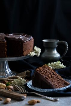 Hot chocolate in the West Indies - Clean Eating Snacks Desserts With Biscuits, No Cook Desserts, Ice Cream Candy, Yogurt Cake, Cooking Chef, Chocolate Desserts, Bolo Chocolate, Chocolate Pastry, Clean Eating Snacks
