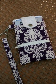 Wristlet Cell Phone Wallet