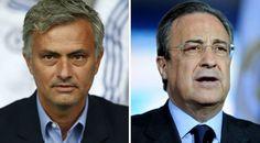 Mourinho Kontak Presiden Real Madrid untuk Pecat Rafael Benitez