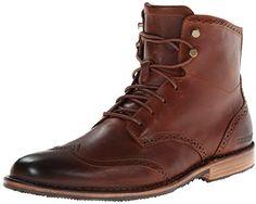 #holidaygiftguide #2015 #men Sebago Men's Hamilton Lace-Up Boot