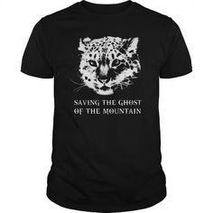 SAVING THE GHOST OF THE MOUNTAIN T Shirts, Hoodies. Check price ==► https://www.sunfrog.com/Pets/SAVING-THE-GHOST-OF-THE-MOUNTAIN-Black-Guys.html?41382