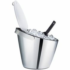 Michael Graves Design Ice Bucket with Scoop - jcpenney