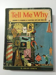 Tell Me Why from 1966. We're happy that we also own Tell Me More Why.