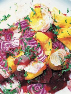 Raw Beetroot Salad   Jamie Oliver Recipes