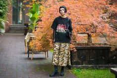 We spot Vetements, Gucci, Louis Vuitton, and more on the streets in Tbilisi.
