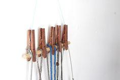 DIY le porte colliers