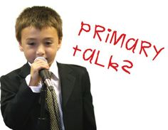 LDS Primary Talks