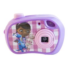 Doc McStuffins Toy Camera