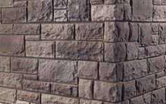 FinishStone Engineered Faux Stone Panel System