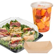Take Out Containers