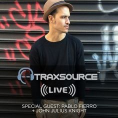 Traxsource LIVE! #76 with Pablo Fierro by Traxsource on SoundCloud