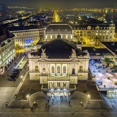 Opernhaus Zurich, Switzerland