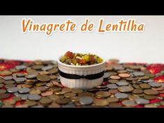 Vinagrete de Lentilha - Receitas de Minuto EXPRESS #27