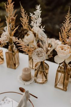 thanksgiving tablescape inspiration Wedding Goals, Boho Wedding, Wedding Table, Floral Wedding, Fall Wedding, Rustic Wedding, Wedding Flowers, Wedding Planning, Dream Wedding