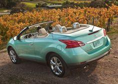 2011 Nissan Murano CrossCabrio