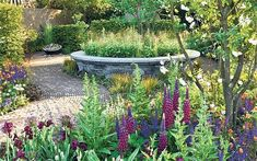 """""""Wandering Garden in Roanoke County, Virginia, for the Friendship Retirement Community"""".  Discusses gardens for those with dementia."""