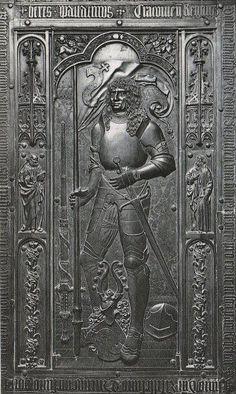 Piotr Kmita w katedrze wawelskiej w Krakowie Crests, Lithuania, Medieval, Bronze, Portrait, Monuments, Polish, Europe, Layout