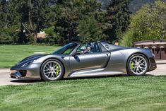Porsche 918 Spyder - Carmel Valley | Flickr - Photo Sharing!