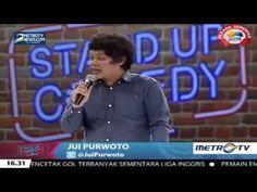 Jui Purwoto  ~ Stand Up Comedy Terbaru 30 Agustus 2015 Metro TV