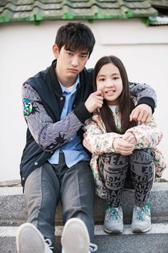 GOT7 Junior and Lee Ja In in JTBC Drama 'My Love Eundong'