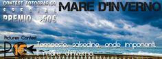 #Mare #d'inverno #sea #winter #free #contest #foto #photo #premio #award #winner #photographer #fotografia #fotografo #photography #pc #picontest