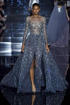 Gorgeous Dresses from the Zuhair Murad Fall 2015 Couture Collection Lovely Dresses, Beautiful Gowns, Elegant Dresses, Formal Dresses, Zuhair Murad, Style Couture, Couture Fashion, Runway Fashion, Gala Dresses