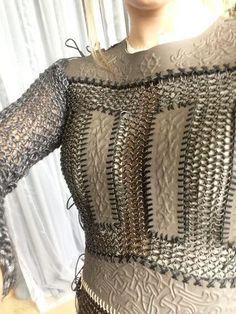 Twitter / KatherynWinnick: Lagertha's badass armor in ...