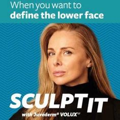 Juvederm Volux is a crosslinked Hyaluronic Acid filler which the most elastic and cohesive filler in their Vycross range. It is a thicker filler which can be sculpted to give a tailored result and natural changes. Facial Fillers, Dermal Fillers, Hyaluronic Acid Fillers, Us Health, Anxiety Causes, Bone Loss, Sagging Skin, Medical History, Jawline