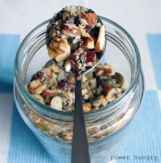 Energy Munch Mix with Dates & Cacao Nibs