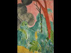 Henri Matisse, Pervinche (o Giardino marocchino), 1912