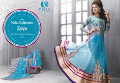 Look no further as we are your one stop ‪#‎destination‬ for all the ‪#‎latestfashion‬ needs from designer ‪#‎sarees‬,suits to ‪#‎beautiful‬ ‪#‎embellished‬ clutches. http://goo.gl/fvlqFz