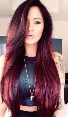 Auburn Hair colors for 2016 | Trendy Hairstyles 2015 / 2016 for long, medium and short hair