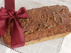 Dobrou chuť: Žitný chléb do formy Bread, Tableware, Recipes, Dinnerware, Brot, Tablewares, Baking, Breads
