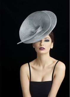 HAT BY MILLINER SYLVIA FLETCHER