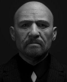 Hakob Patrikyan: Character artist interview