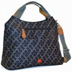 PacaPod bolsos de maternidad muy bien organizados http://www.minimoda.es