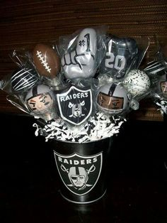 Oakland Raiders!