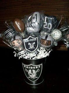 Oakland Raiders!