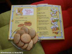MEDVĚDÍ SUŠENKY ŠTĚSTÍ- recept pro děti