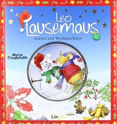 Leo Lausemaus wartet auf Weihnachten: Amazon.de: Marco Campanella: Bücher