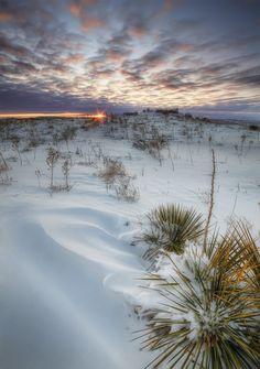 Winter on the Kansas High Plains. Credit: Scott Ackerman Photography.