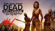 The Walking dead Michonne  Season 1 E1  In Too deep