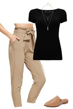 Whether you're looking for outfits for work, date outfits, plus size outfits, or casual outfits we have you covered. We even find the items for you so you can spend your time on better things like binge watching Netflix! Summer Work Outfits, Casual Work Outfits, Business Casual Outfits, Office Outfits, Work Casual, Chic Outfits, Spring Outfits, Fashion Outfits, Outfit Work