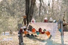southern-wedding-unique-drink-station