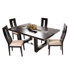 El Dorado Novo 5 Piece Formal Dining Set