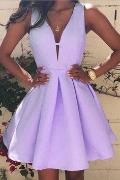 Fashion dress party - A Line Homecoming Dress,Short Party Dress – Fashion dress party Dresses For Teens, Simple Dresses, Elegant Dresses, Pretty Dresses, Sexy Dresses, Fashion Dresses, Dance Dresses, Midi Dresses, Casual Dresses