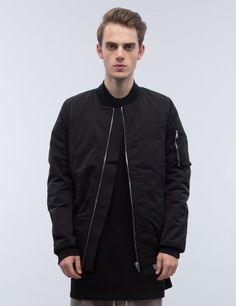 Rick Owens DRKSHDW Giacca Fight Jacket