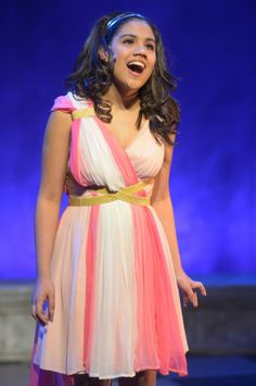 xanadu broadway costumes | : Kira Dress/Xanadu - Share Musical Theatre Photos, Videos, Costume ...