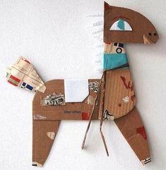 Create - Fun Arts & Crafts Ideas and Creative Activities for Kids Cardboard Design, Cardboard Art, Victorian Dollhouse, Modern Dollhouse, Rock Painting Designs, Paint Designs, Paper Clay, Diy Paper, Reading Nook Kids