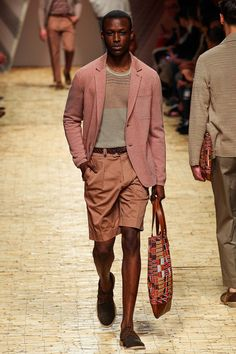 Missoni Spring 2014 Menswear Collection Slideshow on Style.com